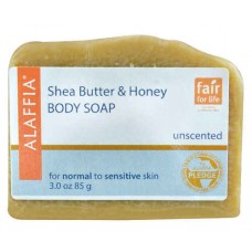Shea Butter & Honey Body Soap Unscented