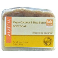 Refreshing Coconut & Shea Butter Body Soap