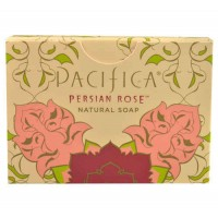 Pacifica Natural Soap Persian Rose -- 6 oz