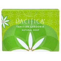 Pacifica Natural Soap - Tahitian Gardenia -- 6 oz