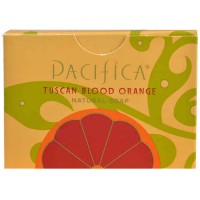 Pacifica Natural Soap Tuscan Blood Orange -- 6 oz